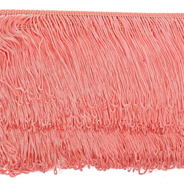 Бахрома шелковая арт.FD-10 шир. 10см цв.170 уп.10м - фото 186619