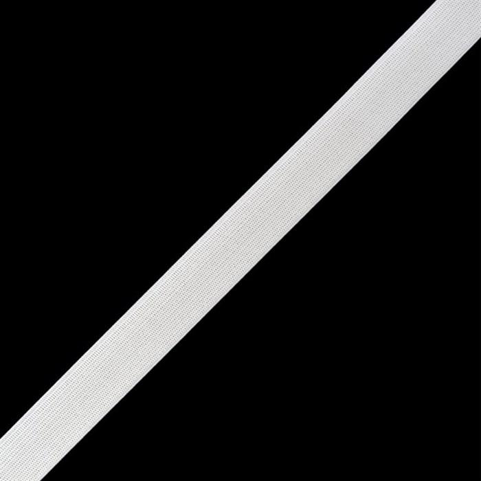 Резинка вязаная арт.ТВ-20мм цв.белый упак.40м - фото 238883