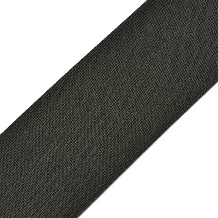 Резинка вязаная арт.ТВ-80мм цв.черный упак.40м - фото 238899