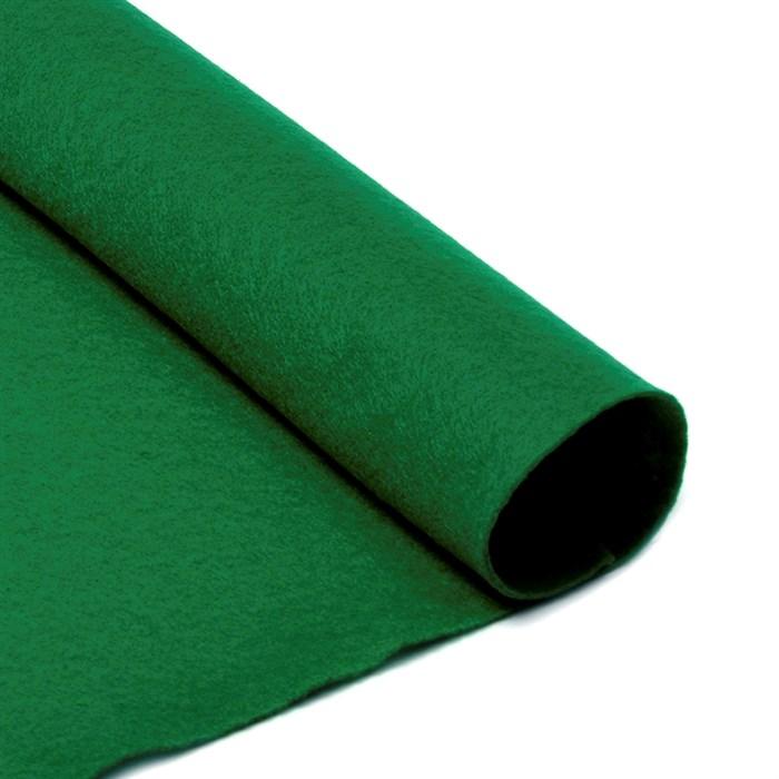 Фетр листовой мягкий IDEAL 1мм 20х30см арт.FLT-S1 уп.10 листов цв.672 зеленый - фото 243945