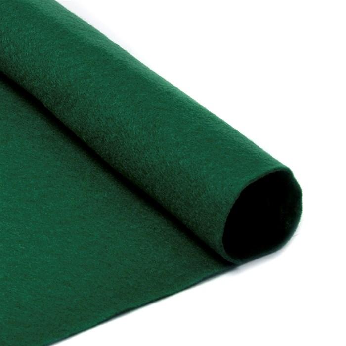 Фетр листовой мягкий IDEAL 1мм 20х30см арт.FLT-S1 уп.10 листов цв.678 зеленый - фото 243954