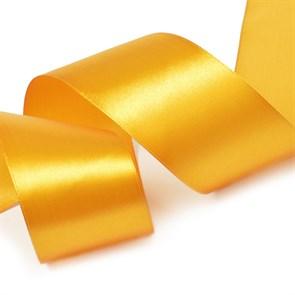 Лента атласная 2' (50мм) цв.3017 гр.оранжевый IDEAL уп.27,4 м