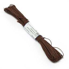 Шнур отделочный 'сутаж'  арт.1с13  1,8мм  цв.коричневый