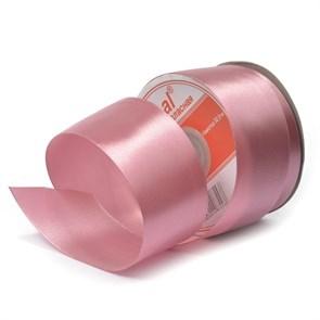 """Лента атласная 2"""" (50мм) цв.3075 розовый"""