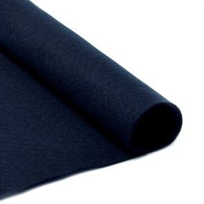 Фетр листовой мягкий IDEAL 1мм 20х30см арт.FLT-S1 уп.10 листов цв.655 черный