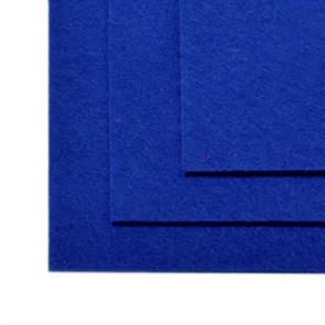 Фетр листовой жесткий IDEAL 1мм 20х30см арт.FLT-H1 уп.10 листов цв.679 синий
