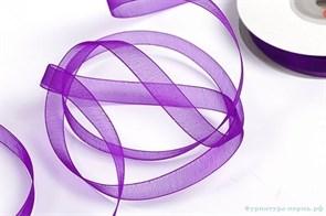 Лента капрон IDEAL арт.JF-001 шир.6мм цв.4099/059 фиолетовый