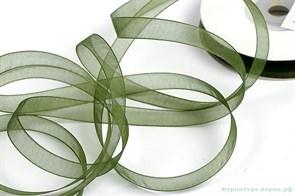 Лента капрон IDEAL арт.JF-001 шир.6мм цв.4041/078  хаки