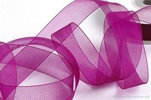 Лента капрон IDEAL арт.JF-001 шир.20мм цв.4064/032 т.розовый