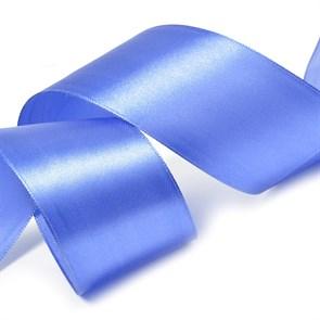 """Лента атласная 2"""" (50мм) цв.3159 т.фиолетовый IDEAL уп.27,4 м"""