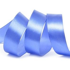 """Лента атласная 1"""" (25мм) цв.3159 т.фиолетовый IDEAL уп.27,4 м"""
