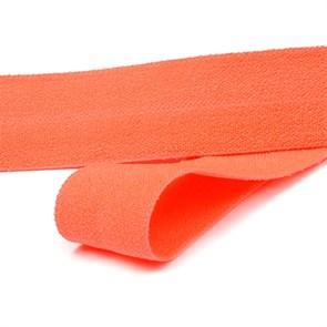 Резинка TBY окантовочная матовая 15мм арт.ROM.15336 цв.F336 оранжевый уп.50 м