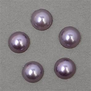 Полужемчужины MAGIC 4 HOBBY перламутр 8 мм цв.H47 (темно-сиреневый) уп.20г
