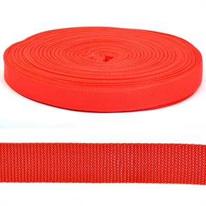Стропа LCH шир.25мм цв.05 красный уп.50м