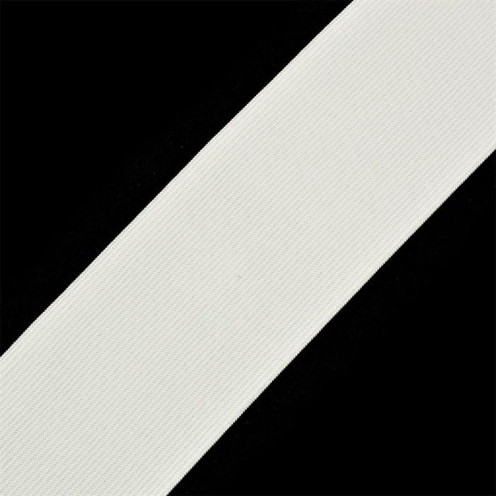 Резинка вязаная шир.070мм цв.белый арт.Ф-70мм упак.50м - фото 162133
