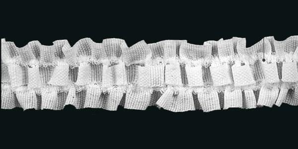 Лента шторная ТР  арт.С012В  шир.27мм   универсальная - фото 167398