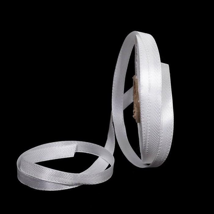 Лента для вешалок арт.2642 цв. 1 белый фас.25м - фото 168179