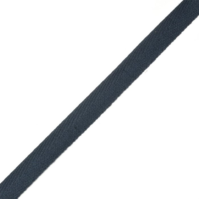 Тесьма киперная 2с-253к , 13 мм , цвет т.синий - фото 174085