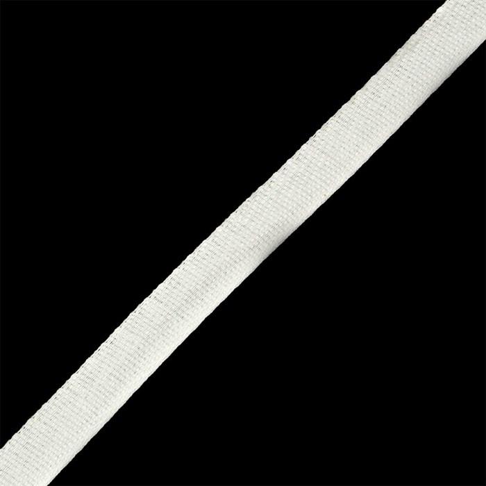 Тесьма киперная 2с-253к , 13 мм , цвет белый - фото 175118