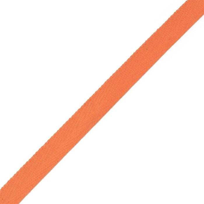 Тесьма киперная 2с-253к , 13 мм , цвет оранжевый - фото 175122