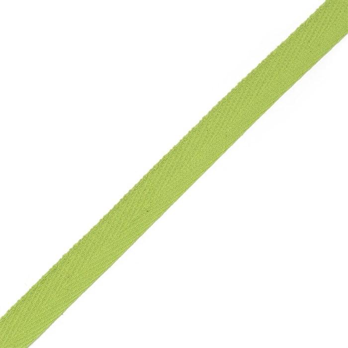 Тесьма киперная 2с-253к , 13 мм , цвет 015 салатовый - фото 175123