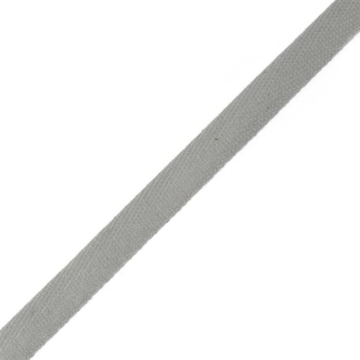 Тесьма киперная 2с-253к , 13 мм , цвет стальной - фото 175124