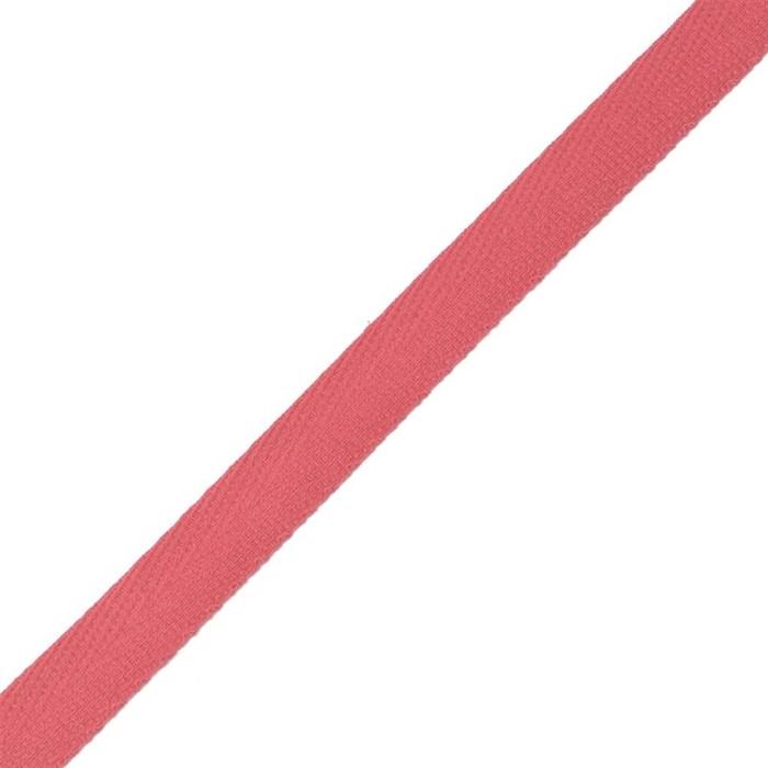 Тесьма киперная 2с-253к , 13 мм , цвет яр.розовый - фото 175139