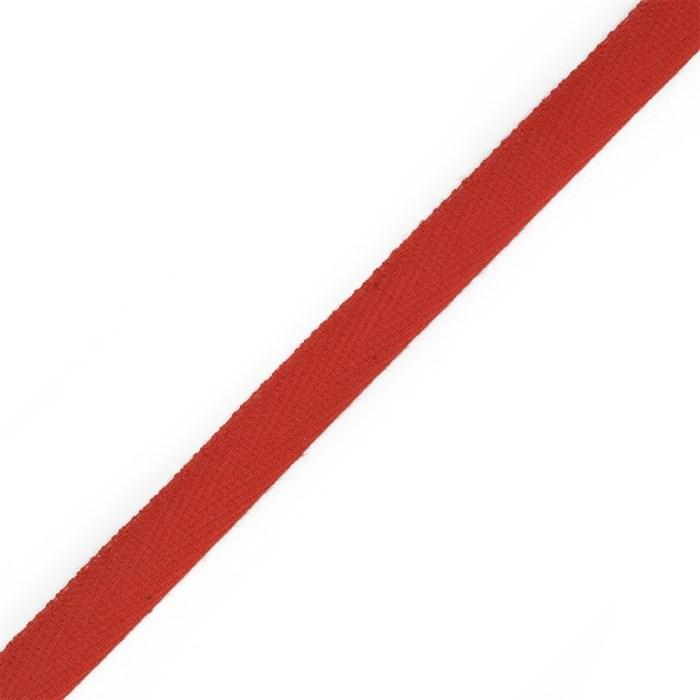Тесьма киперная 2с-253к , 13 мм , цвет 010 красный - фото 175624