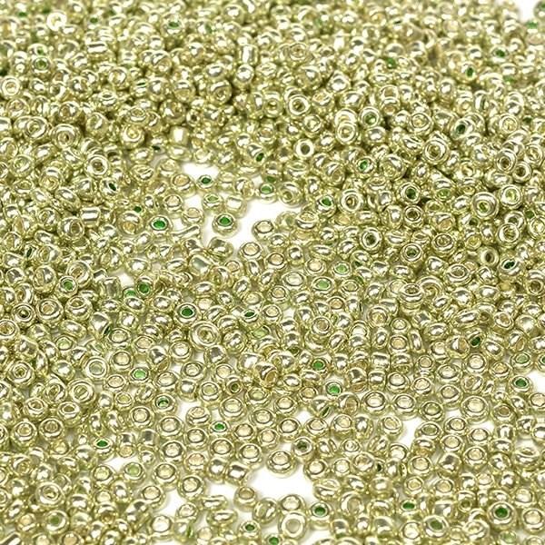 Бисер арт. MC  размер 10/0  цв.1112  упак.50 гр. - фото 210150