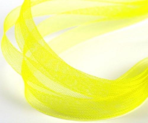 Регилин мягкий  арт. MF-15 шир.15мм  цв.A16 лимонный ( рул. 23м ) - фото 210764