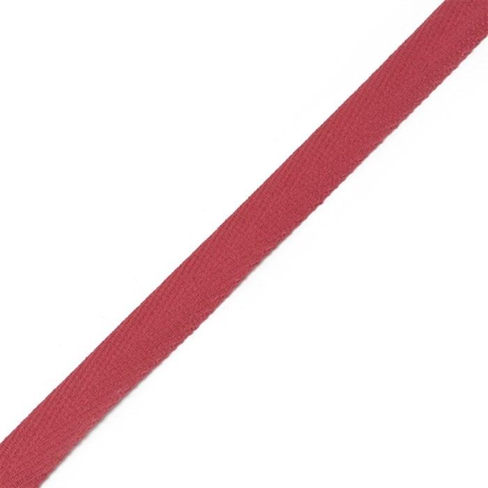 Тесьма киперная 2с-253к , 13 мм , цвет 021 малиновый - фото 212548