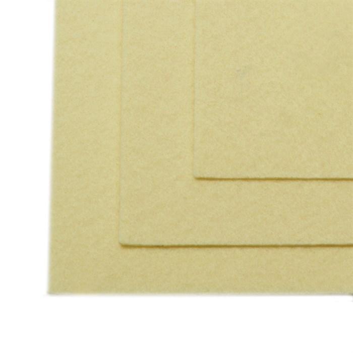 Фетр листовой жесткий IDEAL 1мм 20х30см арт.FLT-H1 уп.10 листов цв.647 топ.молоко - фото 243972