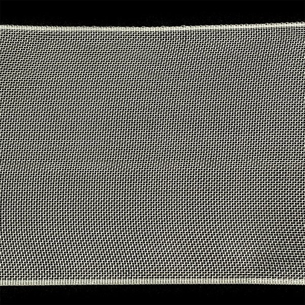 Люверсная лента 100мм Caron арт.1003 цв. прозрачный рул. 50м - фото 245317