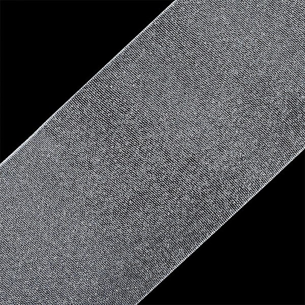 Люверсная лента 100мм Caron клеевая арт.1001 цв. прозрачный рул. 50м - фото 245641