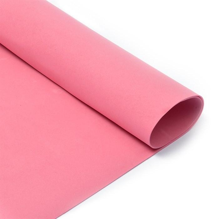 Фоамиран Magic 4 Hobby в листах арт.MG.A004 цв.темно-розовый, 1 мм 50х50 см упак.10 шт - фото 249158