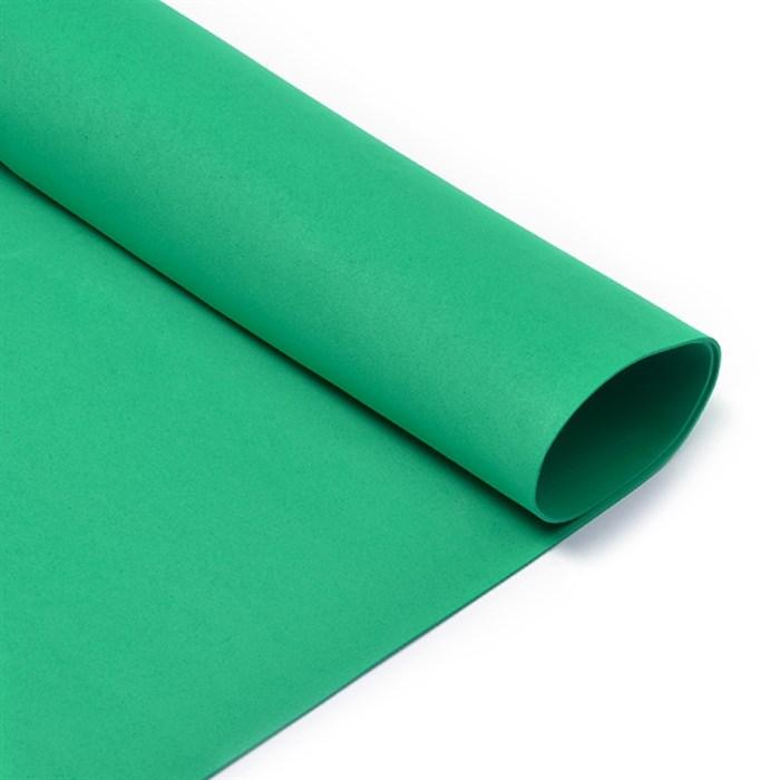 Фоамиран Magic 4 Hobby в листах арт.MG.A013 цв.зеленый, 1 мм 50х50 см упак.10 шт - фото 249159