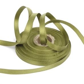 Лента для вешалок арт.2642 цв. 4 олива фас.25м