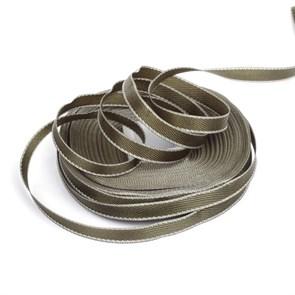 Лента для вешалок арт.2642 цв. 7 хаки фас.25м
