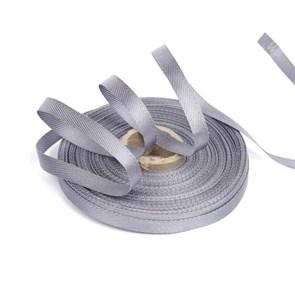 Лента для вешалок арт.2642 цв. 8 серый фас.25м