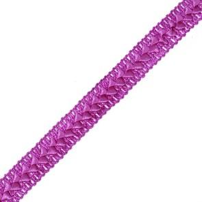 Тесьма самоса арт.ШМ.22-А шир.20мм цв. фиолетовый  А