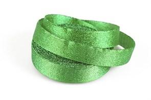Подарочная лента Парча арт.с3431г17 шир.19мм цв. зеленый уп.25м
