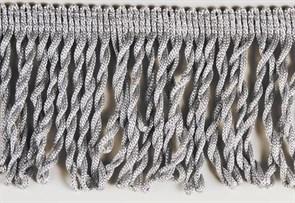 Бахрома  арт.Х-040  шир. 7см цв.368 серый