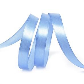 Лента атласная 1/2' (12мм) цв.3103 яр.голубой IDEAL уп.27,4 м
