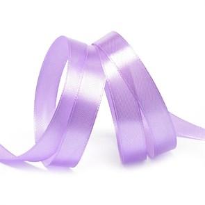 Лента атласная 1/2' (12мм) цв.3114 фиолетовый IDEAL уп.27,4 м