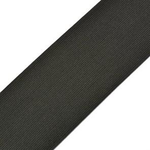Резинка вязаная арт.ТВ-80мм цв.черный упак.40м