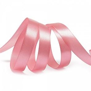 """Лента атласная 1/2"""" (12мм) цв.3075 розовый"""