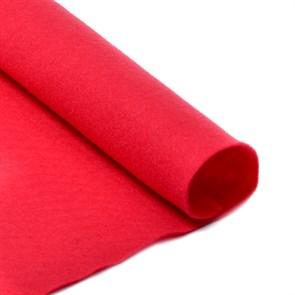 Фетр листовой мягкий IDEAL 1мм 20х30см арт.FLT-S1 уп.10 листов цв.610 красный