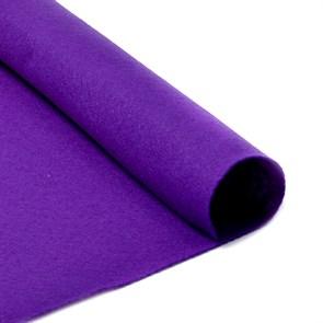 Фетр листовой мягкий IDEAL 1мм 20х30см арт.FLT-S1 уп.10 листов цв.620 фиолетовый