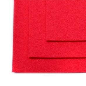 Фетр листовой жесткий IDEAL 1мм 20х30см арт.FLT-H1 уп.10 листов цв.610 красный