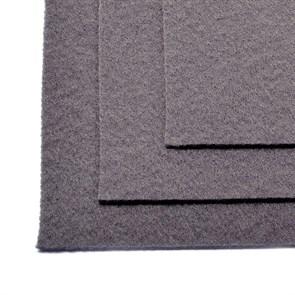 Фетр листовой жесткий IDEAL 1мм 20х30см арт.FLT-H1 уп.10 листов цв.694 серый